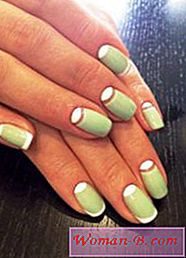 Womens magazine 2017: Trendy Nail Form 2016r