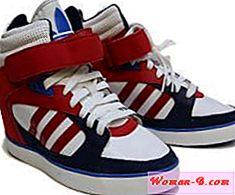 Superge Wedge Adidas