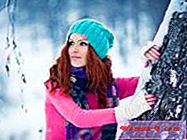 Photoshoot: Winter photo shoot - ideje za dekleta